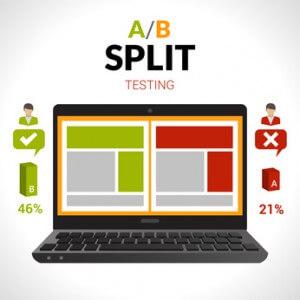 利用 Google Analytics A/B 分割測試 決定哪個頁面佈局更能吸引用戶