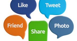 整合社交媒體