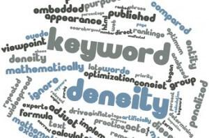 SEO關鍵字設定,關鍵字密度和相關性的基礎理論以及一些基本概念
