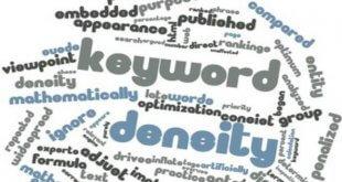 關鍵字密度