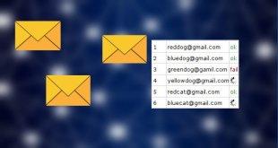 驗證電郵地址