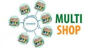 網店系統 - 多店功能 Multi-store 提供一種降低運營成本和增加銷售的方法