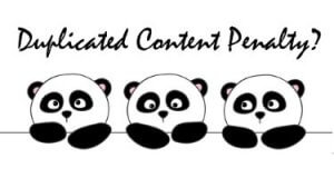 重複內容 真的會造成SEO懲罰嗎?搜尋引擎如何對待重複內容?