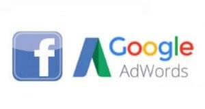 Facebook 廣告和 Adwords 廣告分別,兩者之間有什麽不同?