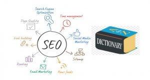 SEO詞彙、術語、概念及簡明解釋 - 掌握搜尋引擎推廣方法