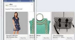 Facebook 動態廣告