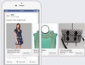Facebook 動態廣告 Dynamic Product Ads (DPA) 基本概念和設定